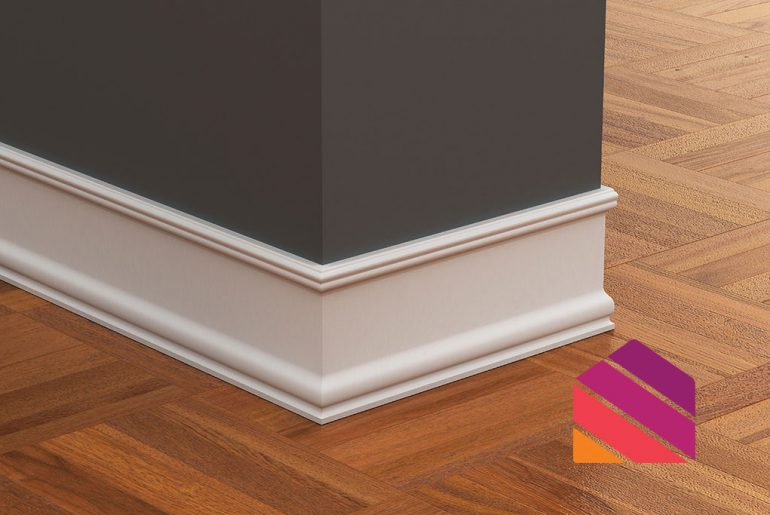 How to Paint Skirting Boards & Architrave