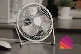 Best Desk Fan