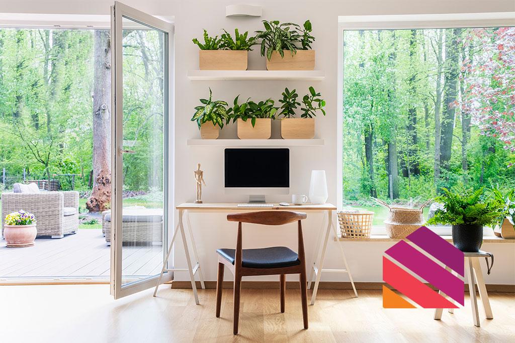 Backyard Office Ideas: Create a Functional Office Space in ... on Functional Backyard Ideas id=93657