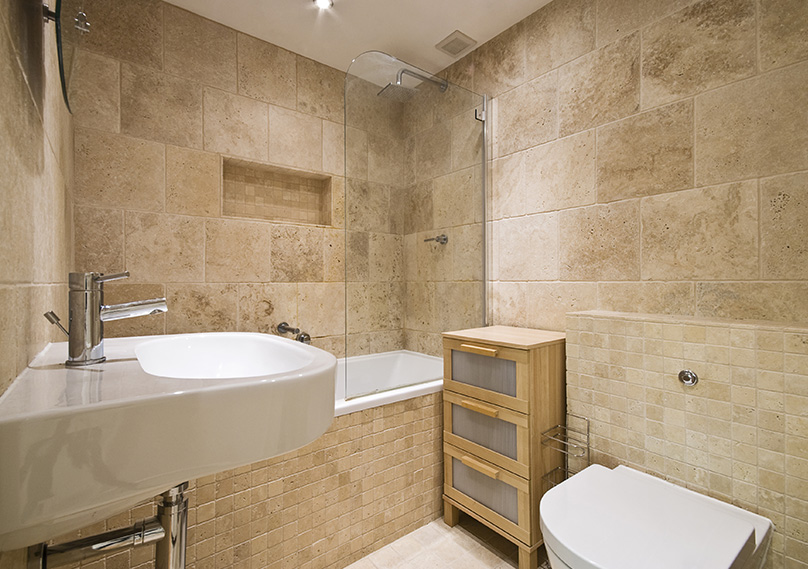 Natural stone is a great investment for your bathroom