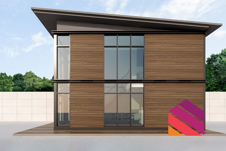 What are modular homes